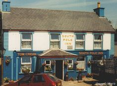 ** The South Pole Inn: Pub/Antarctic history museum once owned by Tom Crean.  Cute little pub with lots of cool photos.
