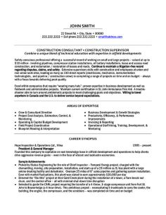 resume template construction inspector pdf download    ahmed