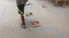We found a use for old encyclopedias. They make great ramps for Ollies and @Sphero @SpheroEdu