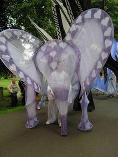 Elephant - Carnival Costumes