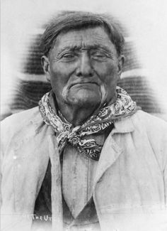 Chief Tabiuna, or Tabby, as he was best known. A war chief of the Uintah and White River Utes, also along Green and Price Rivers. He opposed General Connor's command, in 1864, at Spanish Fork Canyon. He was a most remarkable looking Indian, physically perfect. In 1892 he then claimed to be 113 years old, and was blind. He died in the Uintah Basin Country about 1896. Courtesy Utah Historical Society