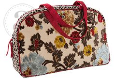 Atenti Overnighter Bag at Dream Weaver Yarns LLC
