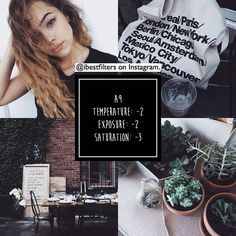 ••• paid filter❕literally feed goals filter! Kinda grunge and dark and it looks best for anything (great for plants and plain pics)  — get this and the other paid filters for free with the link on my bio (teenwolf is goals asf) I'm almost on the S3!!!!