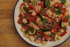 Meditteranean Barley Salad | Katie's Kitchen Counter
