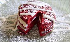 Red Velvet Pancakiiess. <3