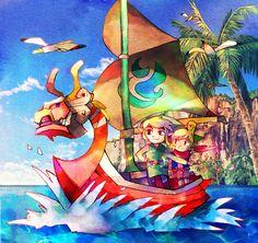 Art by えぬお (@enuwosan) #Zelda #Nintendo #fanart