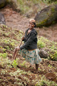 Zafimaniry people. Madagascar. © Inaki Caperochipi Photography