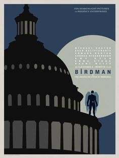 High resolution official theatrical movie poster ( of for Birdman Image dimensions: 1520 x Directed by Alejandro González Iñárritu. Film Big, Love Film, Film Movie, Oscar Winning Films, Film Images, Internet Movies, Event Photos, Film Posters, Cool Pictures