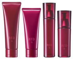Red BA Everyday Set