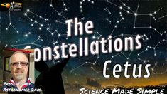 Constellation Cetus - The Whale/Monster
