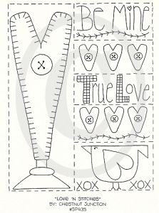 Free prim Sampler Patterns | Stitches primitive stitchery pattern, e pattern, epattern, e-pattern ... Hand Embroidery Patterns, Applique Patterns, Sewing Patterns, Embroidery Designs, Bordados E Cia, Wool Applique, Embroidery Applique, Cross Stitch Embroidery, Vintage Embroidery