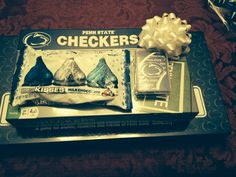 Just one of our silent auction items for Toys for Tots (12/11/2014) - bid on a PSU Family Game Night! All proceeds benefit the chapter scholarship fund. Visit pennstatecnj.com for event details. Use #PSUCNJT4T on Twitter