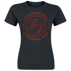 """Juuri uuden """"Sonic Highways"""" -albumin julkaisseen Foo Fightersin uusi naisten T-paita: http://www.emp.fi/foo-fighters-logo-red-circle-naisten-t-paita/art_293238/?campaign=emp/fi/sm/pin/promotion/desk/15112014-293238"""