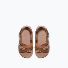 ZARA - KIDS - SANDAL WITH COMBINED STRAPS