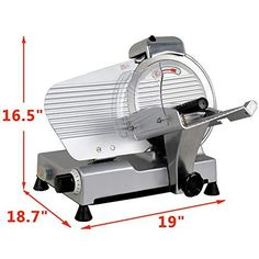 Deli Tray, Food Cutter, Ice Shavers, Meat Slicers, Steel Nails, Gear Drive, Deli Food, Large Tray, Meat And Cheese