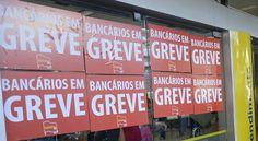 Atual greve dos bancários é o maior tiro no pé da história das greves
