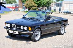 Lumma convertible conversion for BMW E21