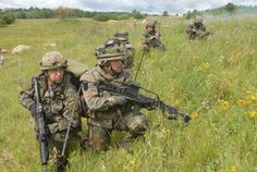 German soldiers train for deployment to Afghanistan at Hohenfels in 2005. German troops have been part of the NATO-led coalition in in that country for more than a decade. SETH ROBSON/STARS AND STRIPES