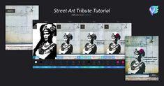 StreetArt Tribute Tutorial