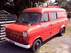 Road Transport, Old Fords, Ford Transit, Mk1, Wikimedia Commons, Vintage Cars, Motors, Boats, Automobile