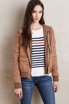 Potsdam Field Jacket #anthropologie