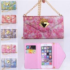 iPhone carrying purse iPhone carrying purse perfectly holds your iPhone, credit cards, bank cards and more. I have several colors Bags Clutches & Wristlets