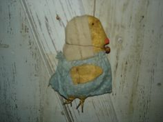 Lil' Chick Chicken Chick  Summer Spring by YorkiesPrimitives