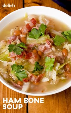 Leftover Ham Recipes - What To Do With Leftover Ham Leftovers Recipes, Ham Recipes, Soup Recipes, Cooking Recipes, Healthy Recipes, Yummy Recipes, Dinner Recipes, Sandwich Recipes, Healthy Dinners