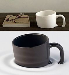"Creative Ceramic ""Treasure Mug"""