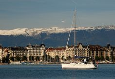 Crucero por el Lago Ginebra