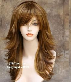 layered hairstyles for long thick wavy hair - Google Search