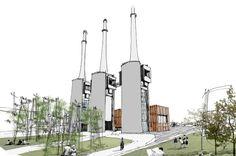 Post-Industrial Landscape - Mariana Santana