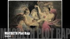 A (very) detailed plot rap for Shakespeare's Macbeth.Covers plot and includes key quotations.Lyrics included as a Word document and on the video.