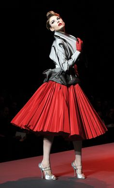 John Galliano for Christian Dior Spring Summer 2011 Haute Couture