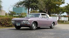1965 Chevrolet Corvair Corsa Turbo Convertible