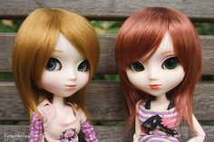 Nyu & MJ by ·Nymphetamine Girl·, via Flickr