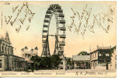 Cultural, Vintage Travel, Vintage Postcards, Travel Posters, Paris Skyline, Carnivals, Vienna Austria, Amusement Parks, Decoupage
