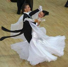 The graceful and timeless elegance of the Viennese Waltz....