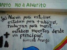 ...estaban muertos desde un principio - Gonzalo Arango