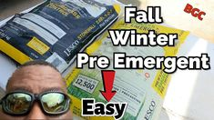 Lawn Maintenance, Yard Care, Weed Killer, Exterior Design, Fall Winter, The Creator, Gardening, Youtube, Easy