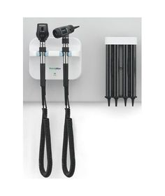 Welch Allyn 77792-MNOBP 777 Green Series Integrated Diagnostic Wall System Coaxial LED Pneumatic No thermometer No BP