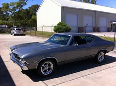 68 Chevelle SS396