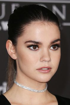 Maia Mitchell's Hairstyles & Hair Colors | Steal Her Style