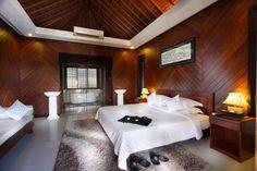 Nice bedroom bali style