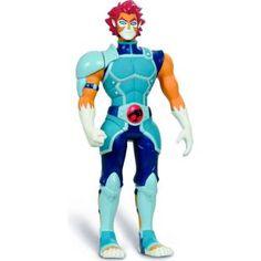Boneco Bandeirante Thundercats - Lion, diversão garantida com os personagens favoritos!