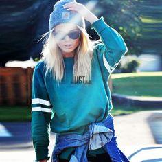 Damen Langarm Hoodie Hoody Kapuze Pullover Pulli Sweater Sweatshirt Jumper Tops in Kleidung & Accessoires, Damenmode, Kapuzenpullover & Sweats | eBay