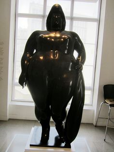 Fernando Botero 'Venus'