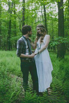 Boho Wedding Inspiration   Free People Blog #freepeople