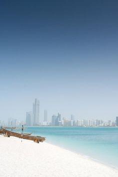 Abu Dhabi - City Skyline