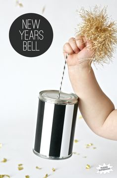 New Year's Bell   Paging Supermom